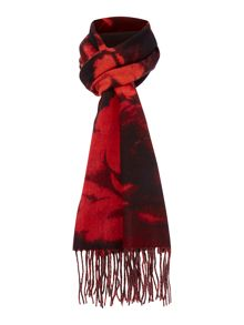 Linea Roses Skinny Scarf