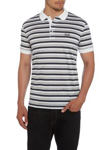 Paddy 3 Regular Fit Striped Polo Shirt