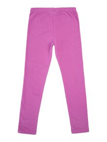 Girls block coloured legging