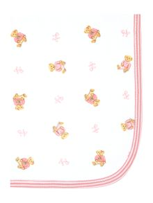 Polo Ralph Lauren Girls Teddy Blanket
