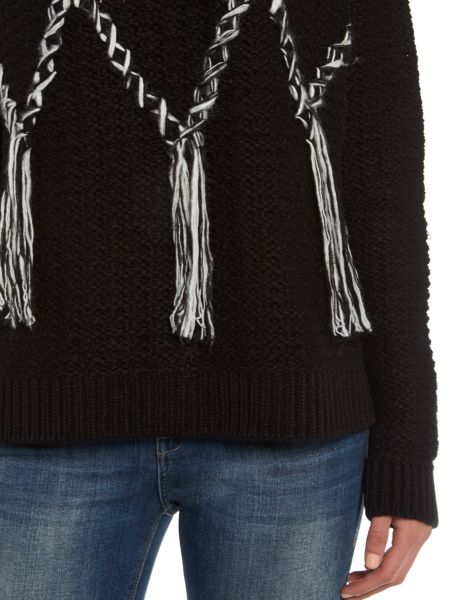 Label Lab Tassle detail jumper