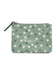 Small zip top purse