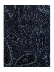 Paisley Print Wide Scarf