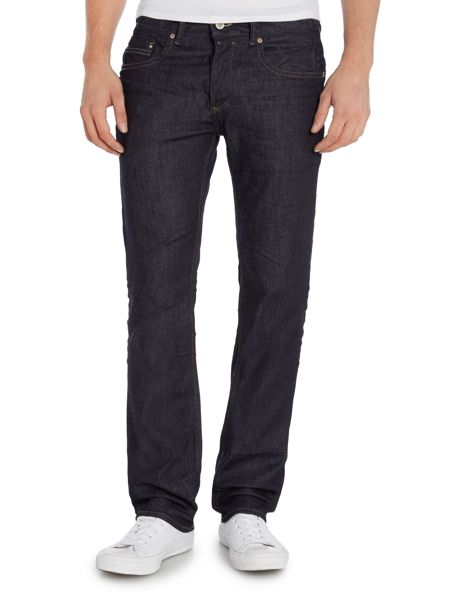 Duck and Cover Boxsir jeans straight fit dark wash