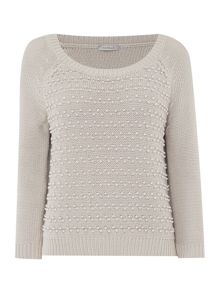 Granito pearl studded sweater