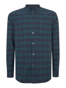 Howick Aylesford Long Sleeve Check Shirt