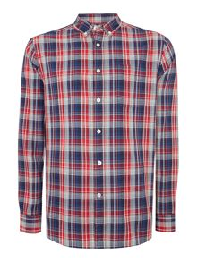 Howick Archdale Check Long Sleeve Shirt