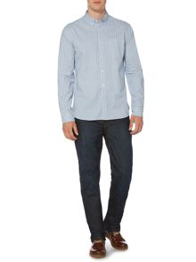 Gabarus Striped Long Sleeve Shirt
