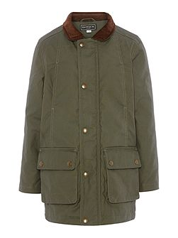 Boys Walker waxed jacket