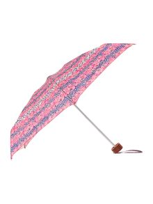 Daisy Stripe Umbrella