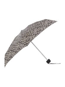 Fulton Shadow Leopard Tiny Umbrella