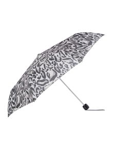 Fulton Tribal Leopard Minilite Umbrella