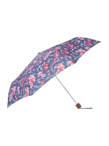 Winter Peonies Minilite Umbrella