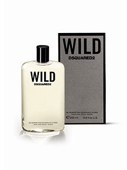 Wild Hair and Body Wash 200ml