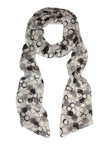 Stamp Spot Scarf