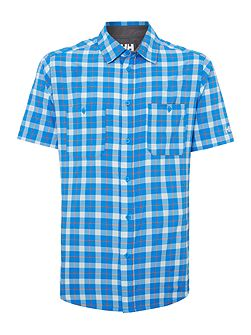Jotun Nordic Check Short Sleeve Shirt