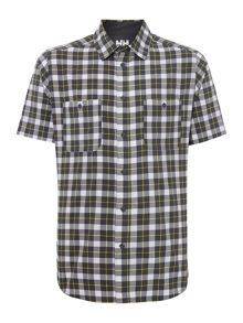 Helly Hansen Jotun Nordic Check Short Sleeve Shirt