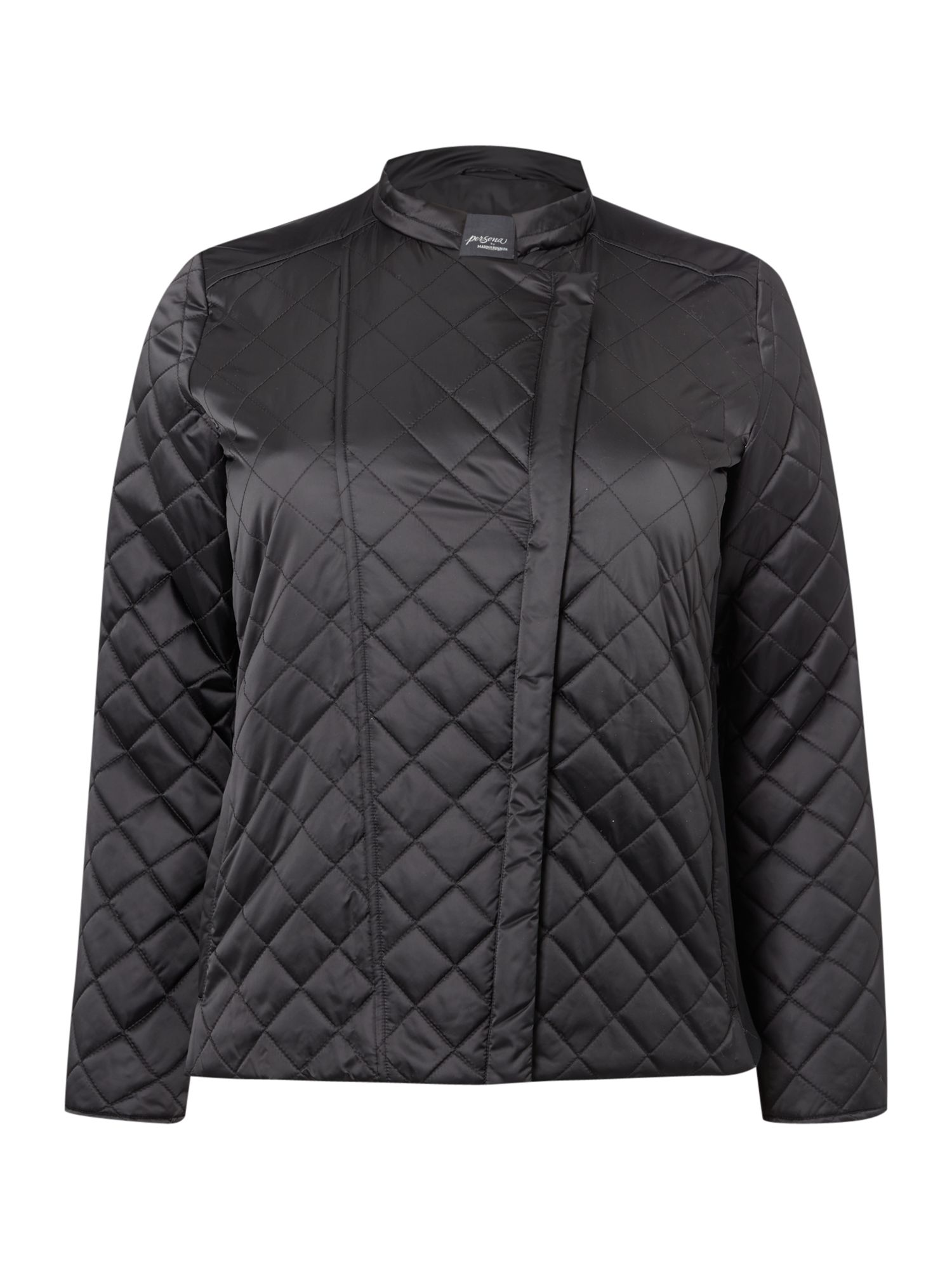 Persona Persona Tai quilted lightweight jacket, Black
