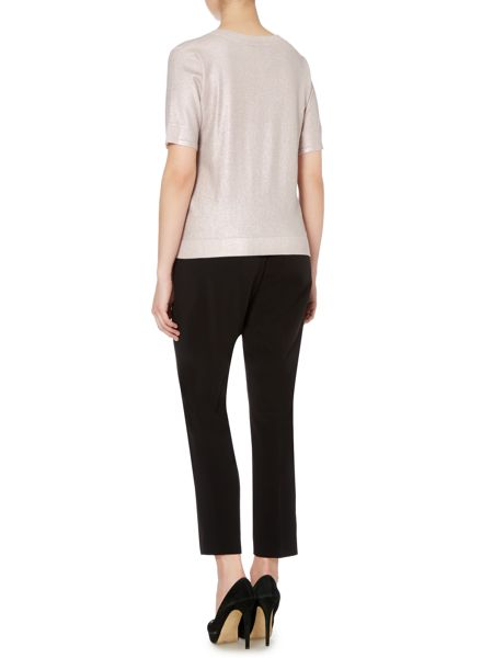 Max Mara Ovale silky tapered trouser