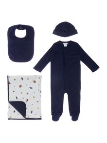 Polo Ralph Lauren Baby boys 5 piece gift set