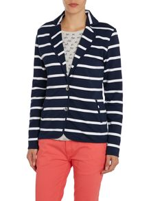Sundown stripe jacket