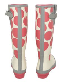 Spot On Long Wellie Boot