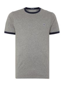 Plain Crew Neck Regular Fit Sports T-Shirt