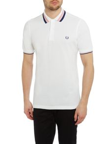 Fred Perry Oxford Bold Tipped Polo