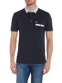 Plain Smart Hybrid Regular Fit Polo Shirt