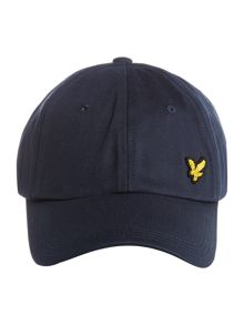 Lyle and Scott Cotton Baseball Cap