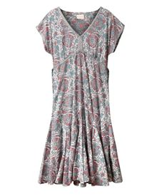 East Arya print dress