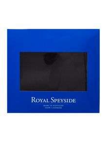 Royal Speyside Plain Cashmere Scarf & Glove Gift Box