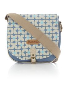 Tile cross body bag