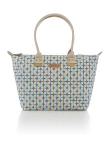 Tile shoulder bag