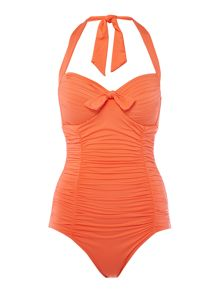 Seafolly Seafolly Goddess Soft Cup Halter Maillot