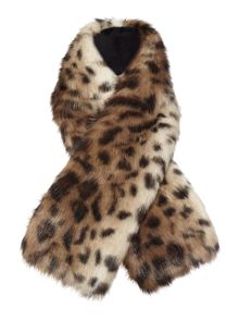 Tippet Faux Fur Scarf