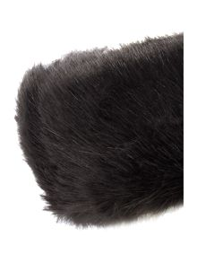 Faux Fur Huff Headband