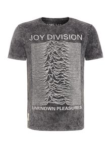 Label Lab Joy Division Graphic Tee