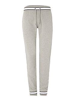 Tapered Fit Casual Tracksuit Bottoms