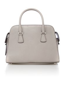 Harper grey medium tote bag