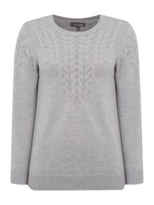 Pied a Terre Cable knit