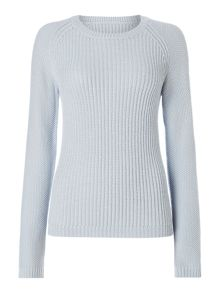 Pied a Terre Fisherman knit