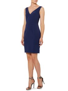 Occasionwear Dress V Neck