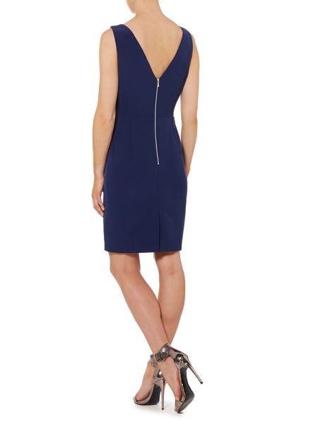 Pied a Terre Occasionwear Dress V Neck