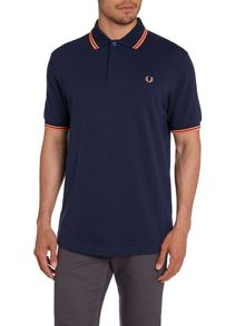 Twin Tipped Regular Fit Polo