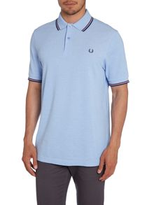 Fred Perry Twin Tipped Regular Fit Polo