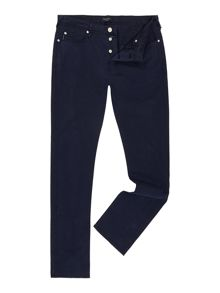Straight Leg Casual 5 Pocket Trouser