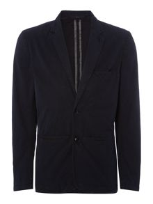 Paul Smith Jeans Casual Not Waterproof Button Blazer