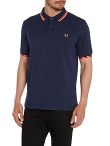 Twin Tipped Slim Fit Polo