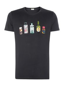 Bottle Graphic Exclusive T-Shirt